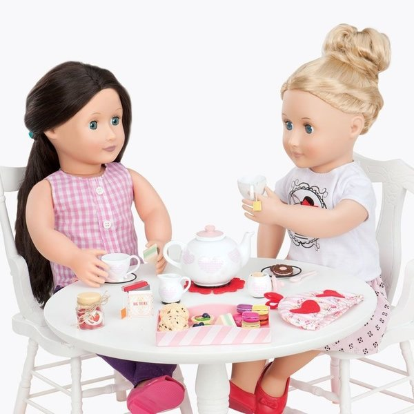 Our Generation Tea for Two