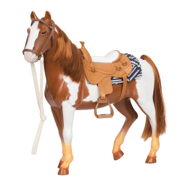 Our Generation Pinto Horse