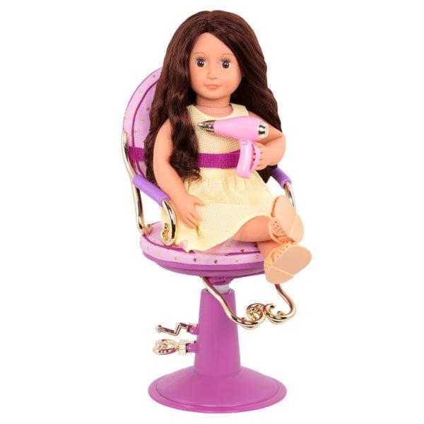 Our Generation Sitting Pretty Salon Chair