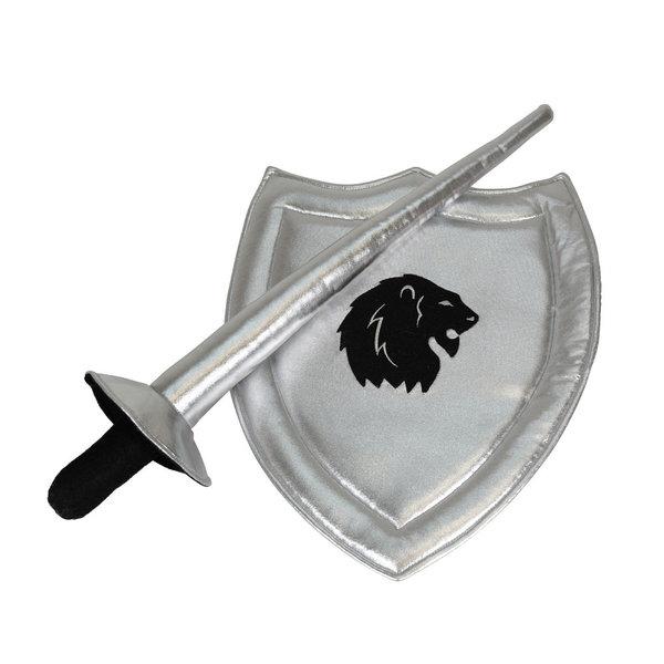 ByASTRUP Schild en Lans, zilver