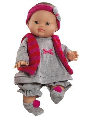 Paola Reina Babypop Gordi Blanca 34 cm