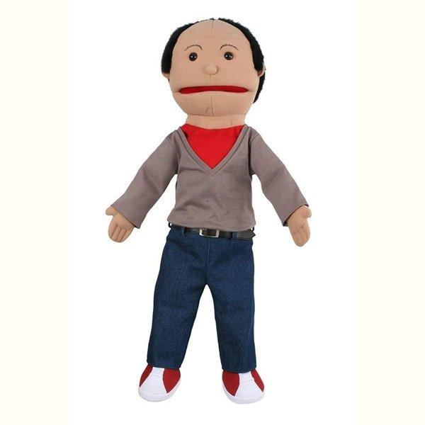 The Puppet Company Handpop vader 60 cm licht getinte Huidskleur