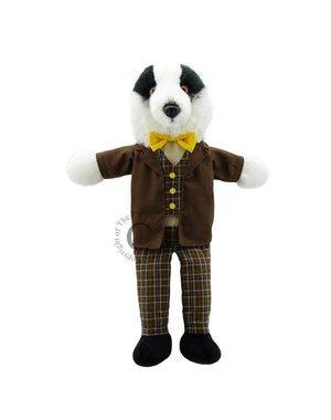 The Puppet Company Geklede handpop Das 45cm