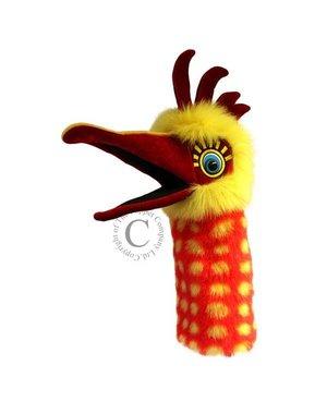 The Puppet Company Handpop Snapper Chuckle 40 cm