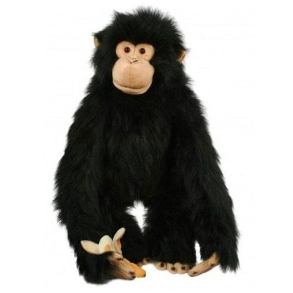 The Puppet Company Grote handpop Chimpansee 75 cm