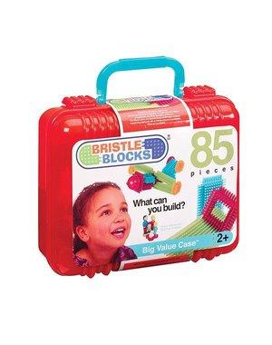 Bristle Blocks Bristle Blocks Grote Koffer 85 dlg