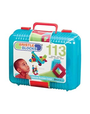 Bristle Blocks Bristle Blocks Grote Koffer 113 dlg