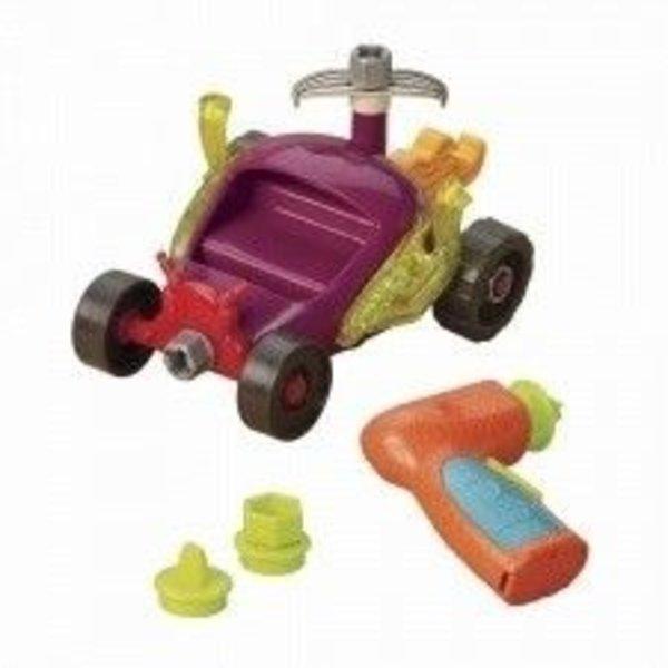 B Toys Bouw een wagen