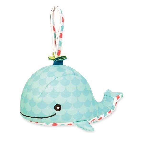 B Toys Whale GlowZZ