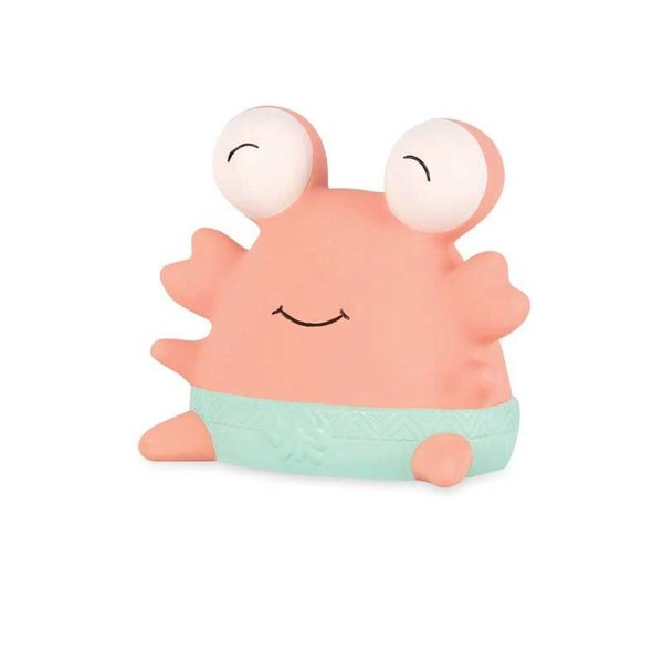 B Toys Bijtfiguurtje Krab
