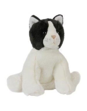 The Puppet Company Handpop kat zwart/wit 23cm