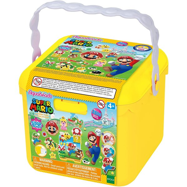 Aquabeads Super Mario box Aquabeads