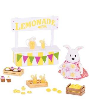 Li'l Woodzeez Limonadekraam Speelset