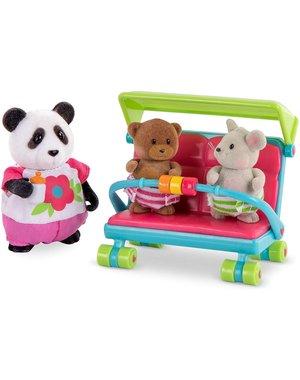 Li'l Woodzeez Babysitter Set