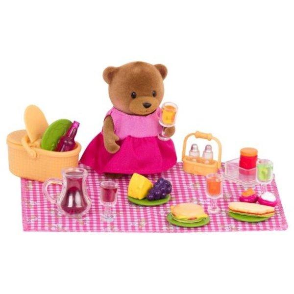 Li'l Woodzeez Picknick Speelset