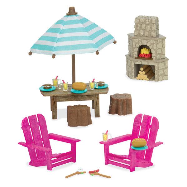 Li'l Woodzeez Tuinmeubels en Barbecue