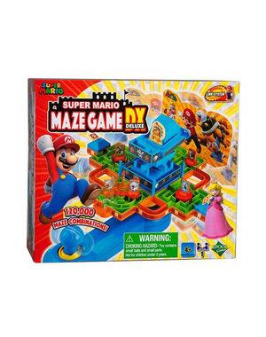 Super Mario Super Mario Maze Game