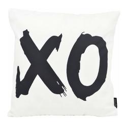XO White | 45 x 45 cm | Kussenhoes | Katoen/Polyester