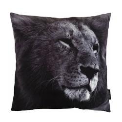 Lion Animal | 45 x 45 cm | Kussenhoes | Katoen/Polyester