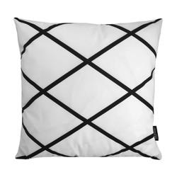 Soft Criss Cross Square | 45 x 45 cm | Kussenhoes | Katoen