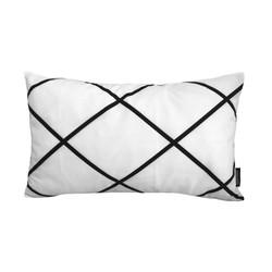 Soft Criss Cross | 30 x 50 cm | Kussenhoes | Katoen