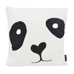 Panda | 45 x 45 cm | Kussenhoes | Katoen/Polyester