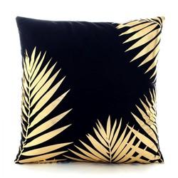 Golden Palm | 45 x 45 cm | Kussenhoes | Katoen/Polyester
