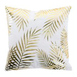 Gold Leaf | 45 x 45 cm | Kussenhoes | Katoen/Polyester