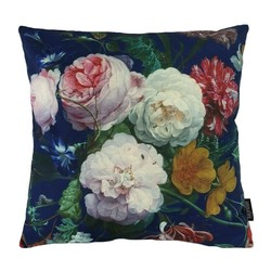Colorful Flowers | 45 x 45 cm | Kussenhoes | Linnen/Katoen