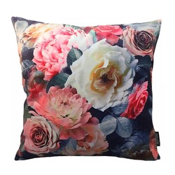 Flowers | 45 x 45 cm | Kussenhoes | Katoen/Polyester