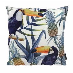 Tropical Birds | 45 x 45 cm | Kussenhoes | Katoen/Polyester