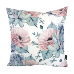 Pastel Flowers | 45 x 45 cm | Kussenhoes | Katoen/Polyester