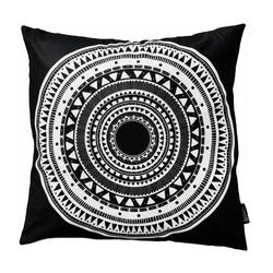 Round Aztec | 45 x 45 cm | Kussenhoes | Katoen/Polyester