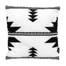 Boho White | 45 x 45 cm | Kussenhoes | Katoen/Polyester