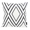 Yana White | 45 x 45 cm | Kussenhoes | Katoen/Polyester