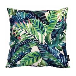 Exotic Leaves | 45 x 45 cm | Kussenhoes | Linnen/Katoen