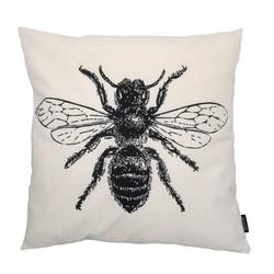 Bee Bug | 45 x 45 cm | Kussenhoes | Linnen/Katoen