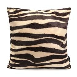 Furry Zebra | 45 x 45 cm | Kussenhoes | Polyester