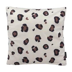 Velvet Leopard #5 | 45 x 45 cm | Kussenhoes | Polyester