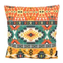 Azteca #3 | 45 x 45 cm | Kussenhoes | Linnen/Katoen