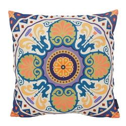 Color Mandala #2 | 45 x 45 cm | Kussenhoes | Linnen/Katoen