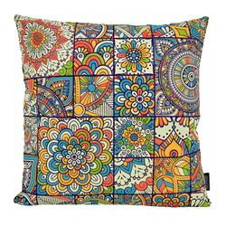 Mandala Patchwork | 45 x 45 cm | Kussenhoes | Katoen