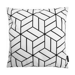 White Cube | 45 x 45 cm | Kussenhoes | Katoen/Polyester