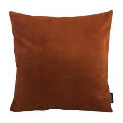 Suedine Roest | 45 x 45 cm | Kussenhoes | Suedine/Polyester