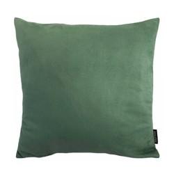 Suedine Groen | 45 x 45 cm | Kussenhoes | Suedine/Polyester