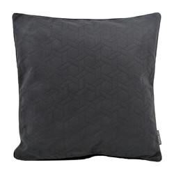 Suedine Star Black | 45 x 45 cm | Kussenhoes | Suedine