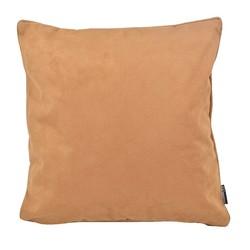 Suedine Square Camel | 45 x 45 cm | Kussenhoes | Suedine