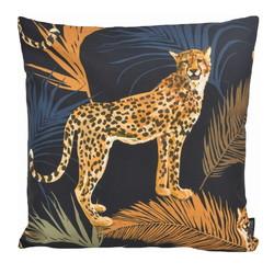 Golden Leopard - Outdoor | 45 x 45 cm | Kussenhoes | Katoen