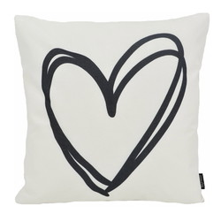 Love #2 - Outdoor | 45 x 45 cm | Kussenhoes | Katoen