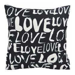 Love #3 - Outdoor | 45 x 45 cm | Kussenhoes | Katoen